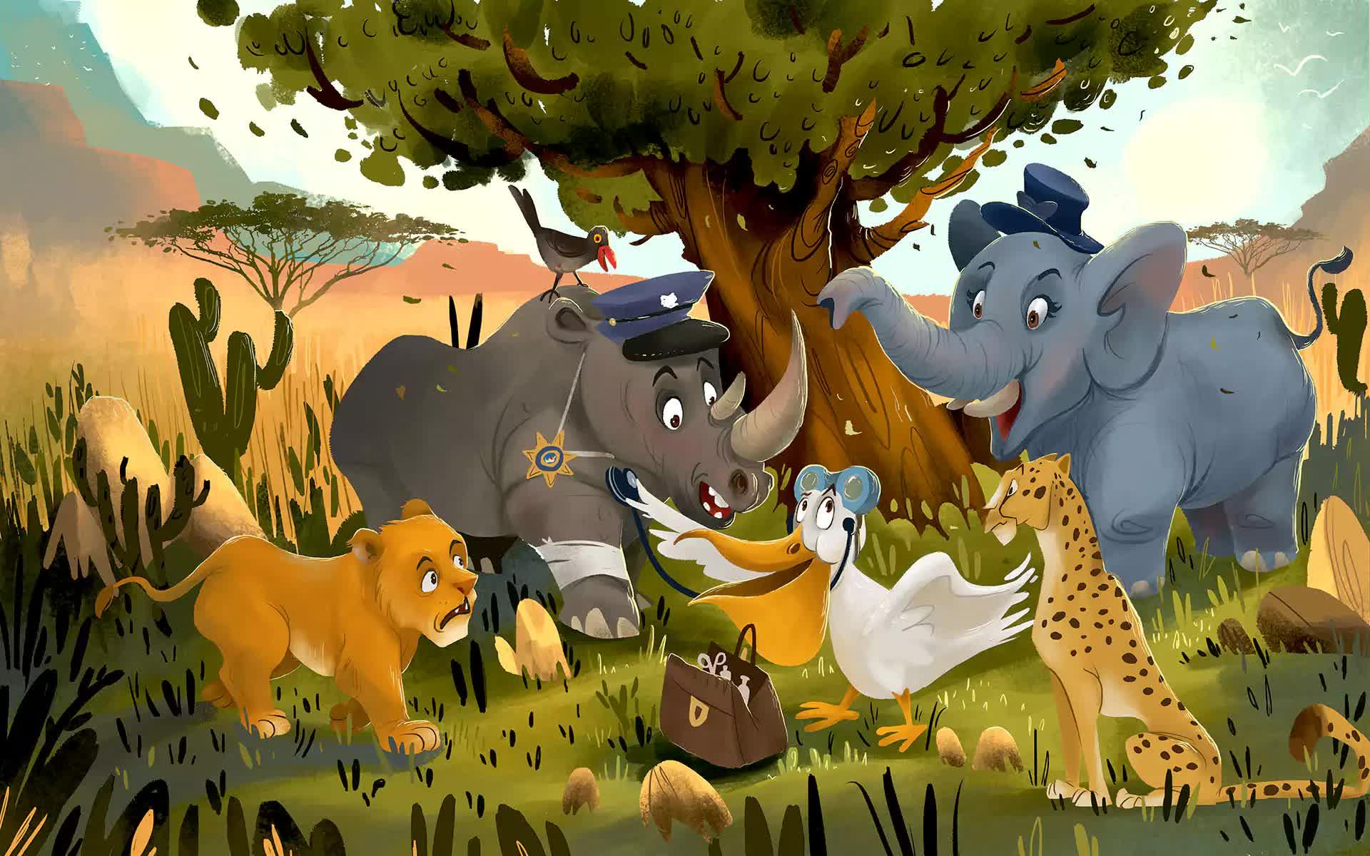 Successful Children's Book Illustration