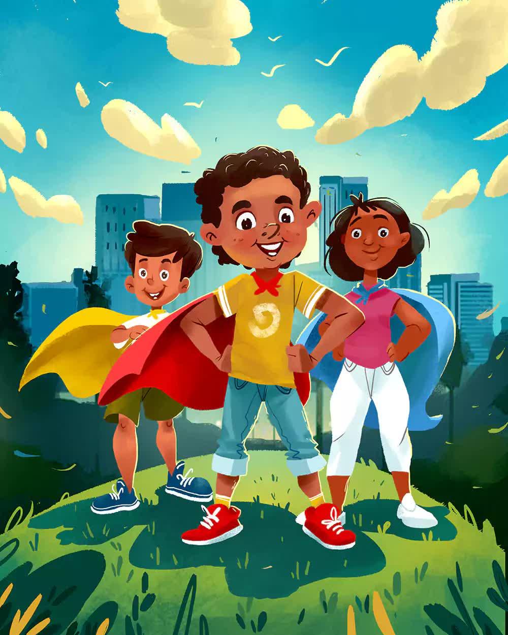 Best Children's book Illustrators of India