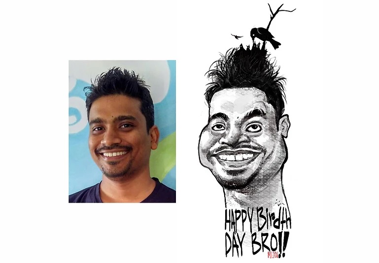 Caricature Drawing Services
